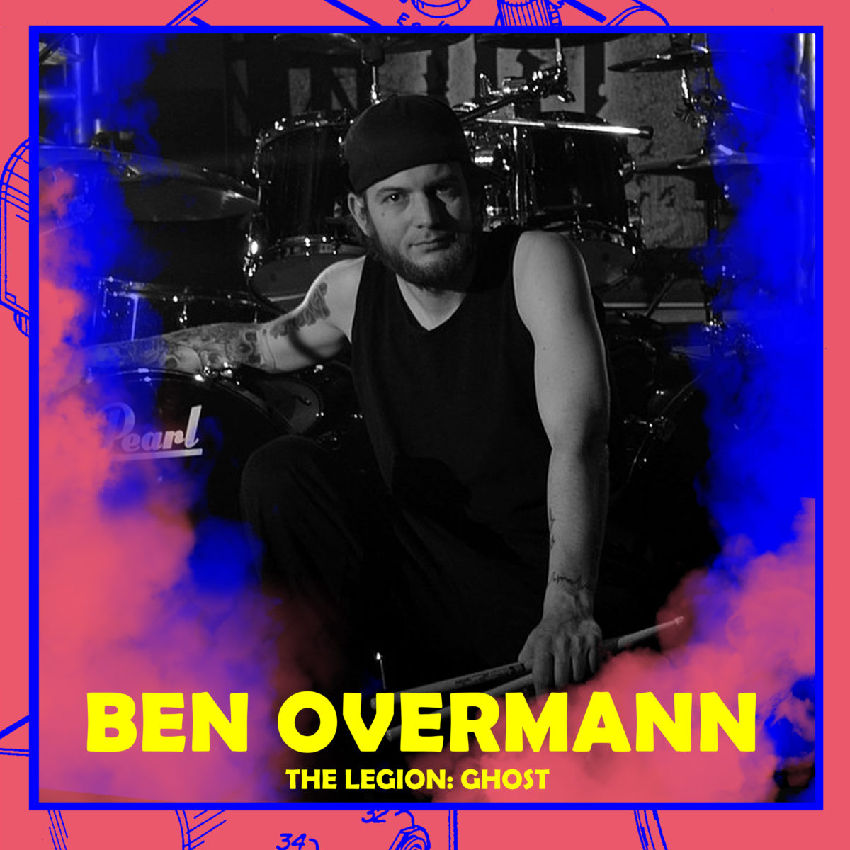 Ben Overmann (The Legion:Ghost)