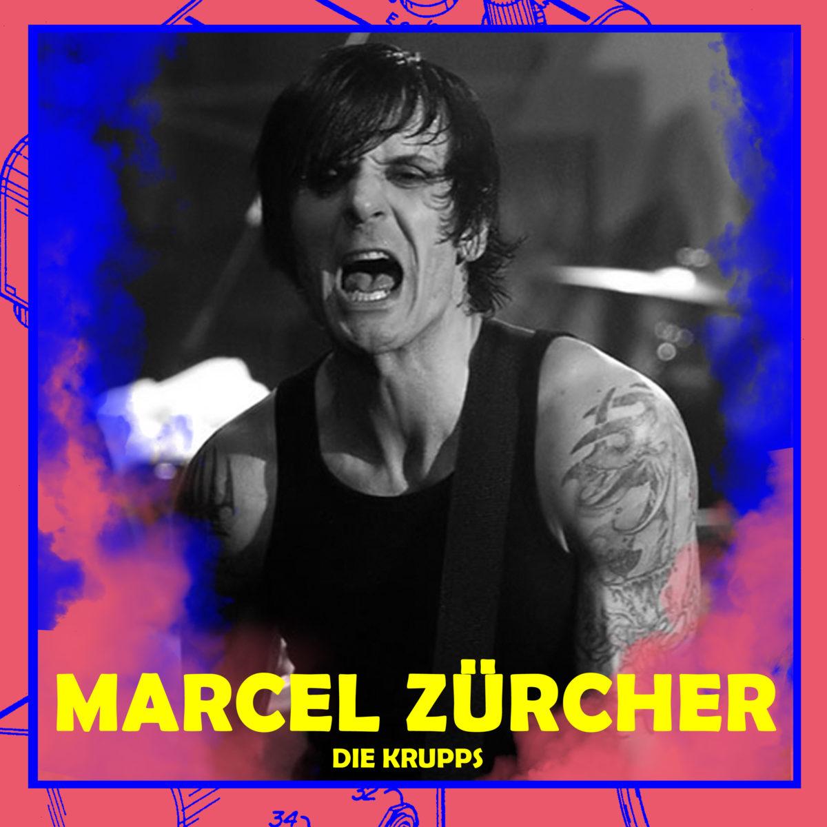 Marcel Zürcher (Die Krupps)