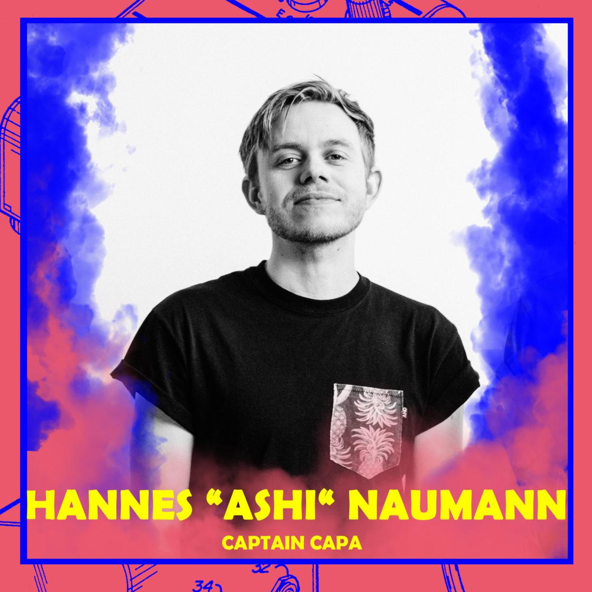 Hannes (Captain Capa)