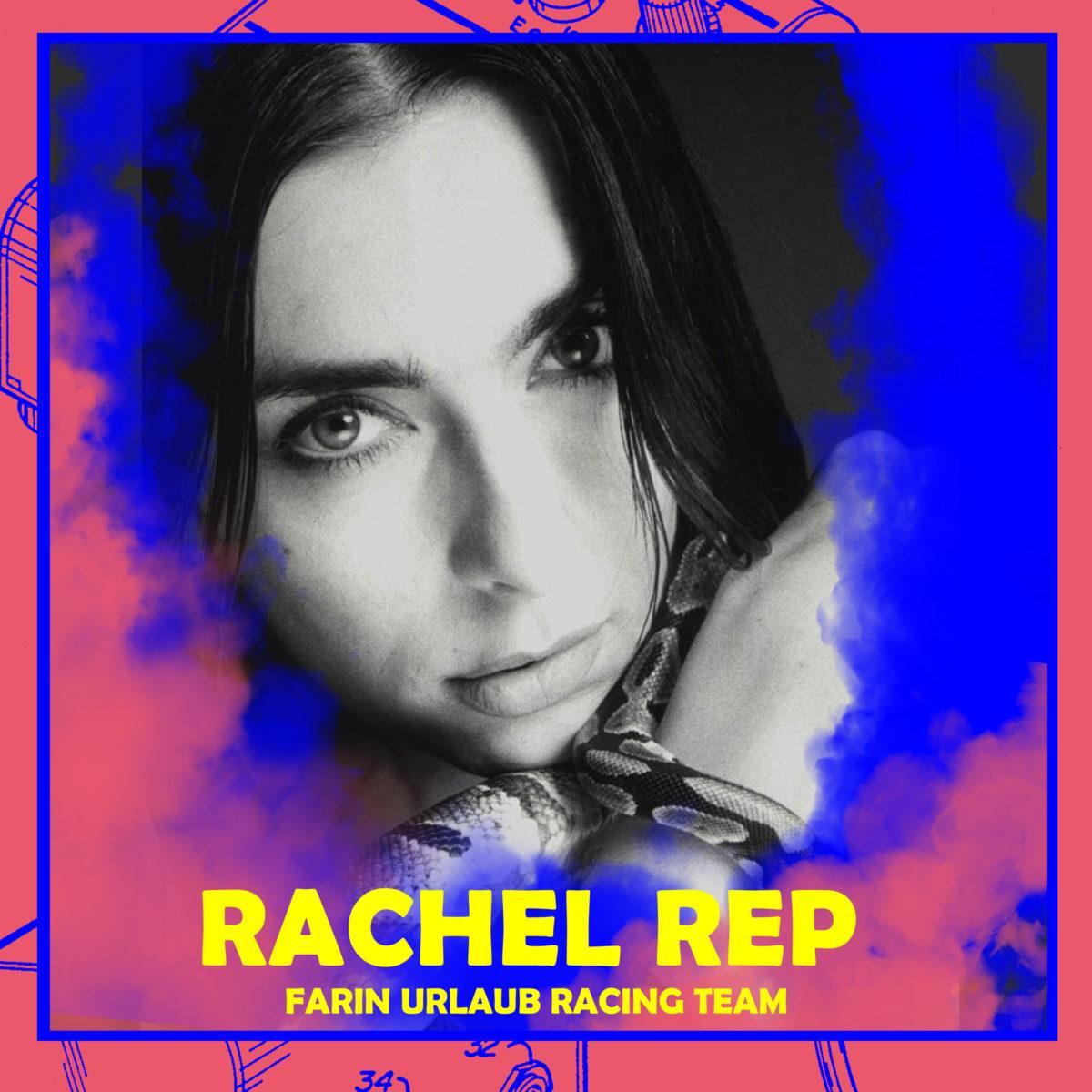 Rachel Rep (Farin Urlaub Racing Team)