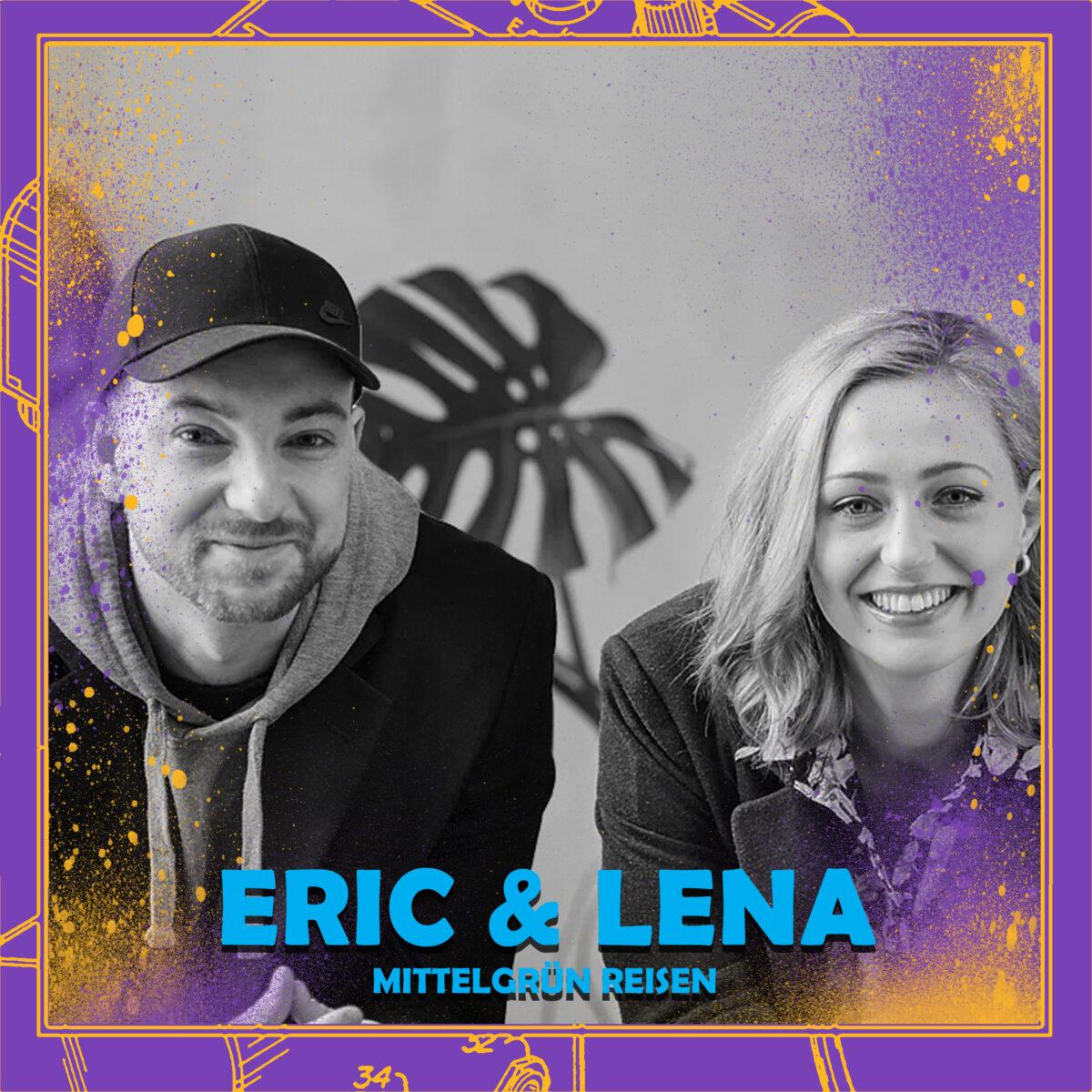 Lena und Eric (Mittelgruen Reisen)